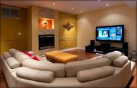 18 Ideas To Design Comfortable Your Family Room - Interior ...