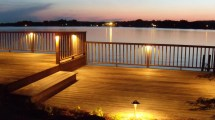 Amazing Deck Lights Ideas. Hard And Simple Outdoor