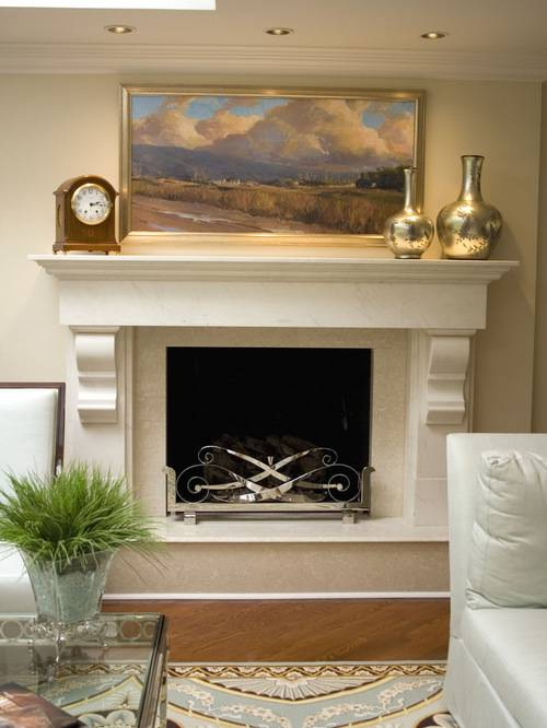 16 Tips for Mantel Decorating Dos and Donts  Interior Design Inspirations