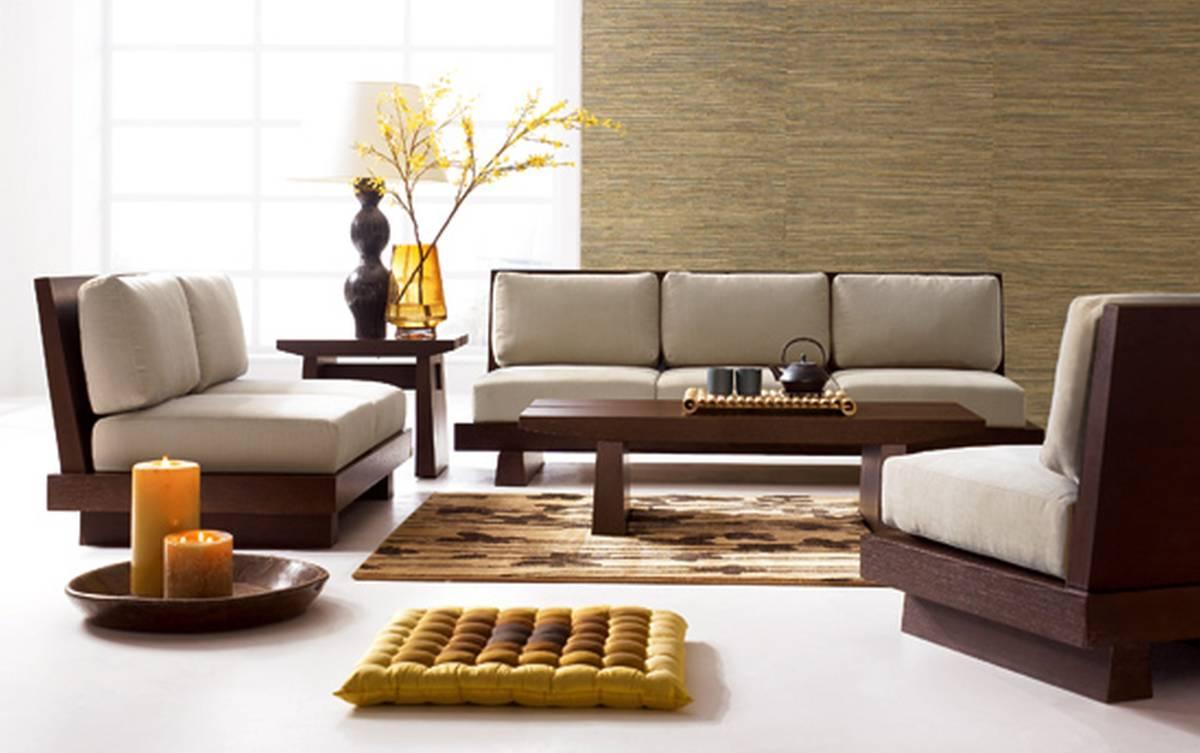 27 Excellent Wood Living Room Furniture Examples  Interior Design Inspirations