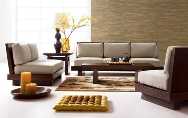 modern living room furniture 27 Excellent Wood Living Room Furniture Examples - Interior Design Inspirations