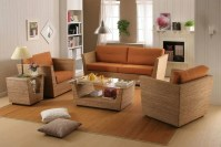 27 Excellent Wood Living Room Furniture Examples ...