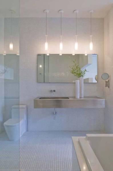 modern bathroom shower design ideas 27 Must See Bathroom Lighting Ideas Which Make You Home Better - Interior Design Inspirations