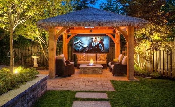Tiki Hut Design Ideas
