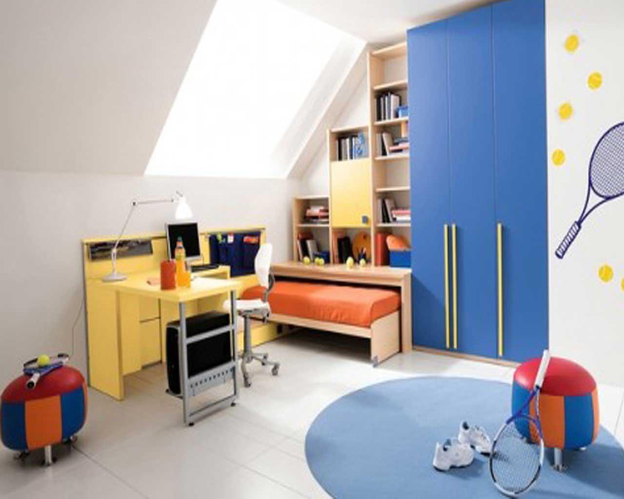 Kids Desire And Kids Room Decor Interior Design