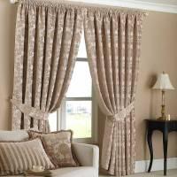 25 Cool Living Room Curtain Ideas For Your Farmhouse ...