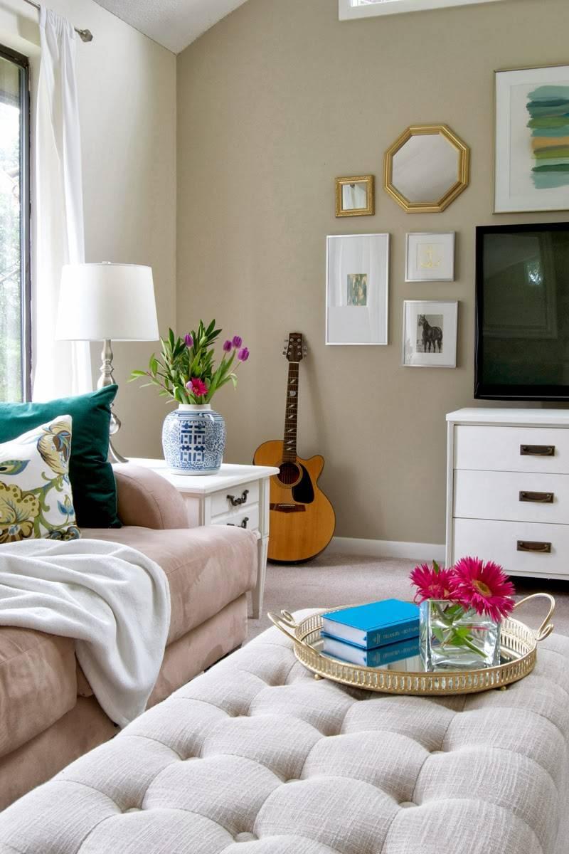 23 Inspirational Living Room Ideas On A Budget  Interior