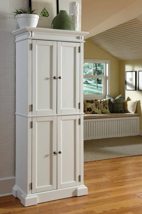 Beautiful And Functional Free Standing Kitchen Larder