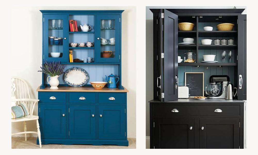 24 Beautiful And Functional Free Standing Kitchen Larder