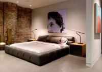17 Cool bedroom designs for men - Interior Design Inspirations