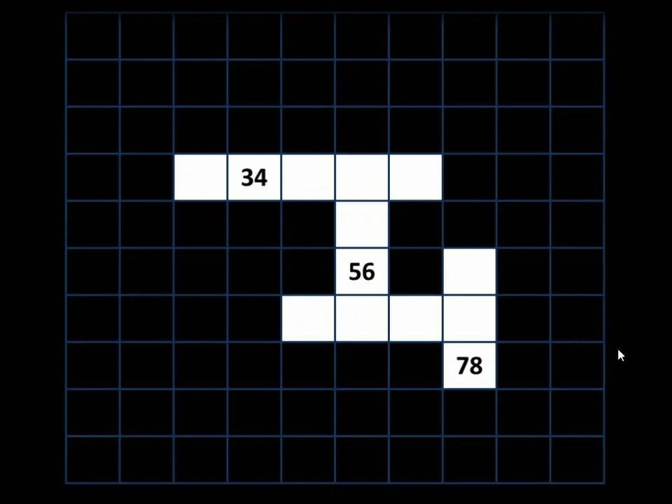 The Maze Hundreds Chart