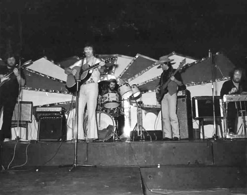 Brian Maxine and the Ring Rats. Colin Pincott, Terry Stannard, Steve York, John Edmed.
