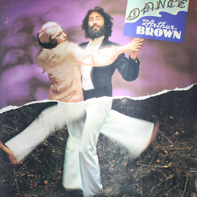 "Arthur Brown ""Dance"" 1975"