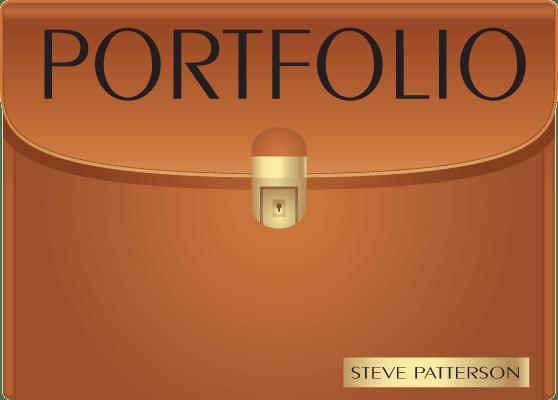 Graphic Design Portfolio of Steve Patterson, Graphic Designer.