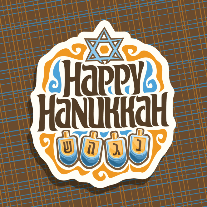 Happy Hanukkah - SteveZ MaskZ would like to wish all of those who celebrate Hanukkah a Happy and Safe Hanukkah. #Hanukkah #SteveZMaskZ