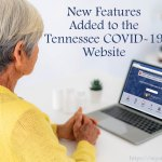 New Features Added to the Tennessee COVID-19 Website