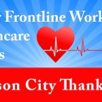 Appreciation Week for Frontline Workers, First Responders and Healthcare Workers