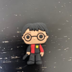 Harry Potter Magnet - A magnet with Harry Potter on it. #HarryPotter #Magnet