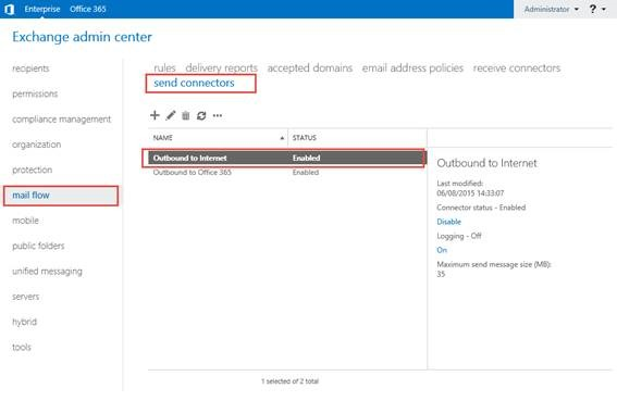 Migrating a small organization from Exchange 2010 to