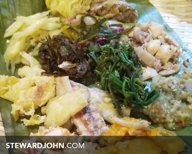 Sabahan Traditional Cuisines