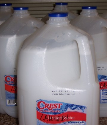 Memoirs of Making Homemade Laundry Detergent – Part 1