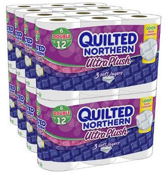 Amazon: Quilted Northern Toilet Paper