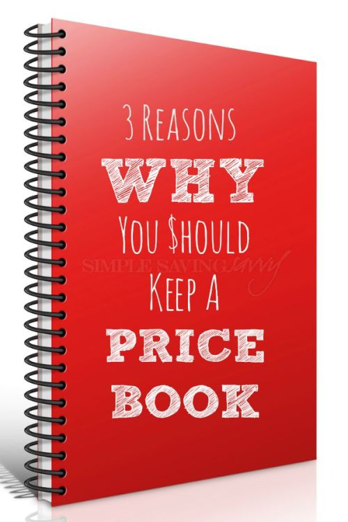 3 Reasons Why You Should Keep a Price Book