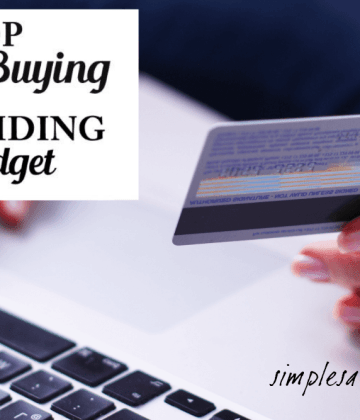 Stop Impulse Buying from Blindsiding Your Budget