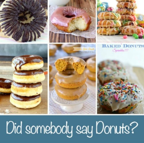 10 Homemade Donut Recipes You Can't Resist