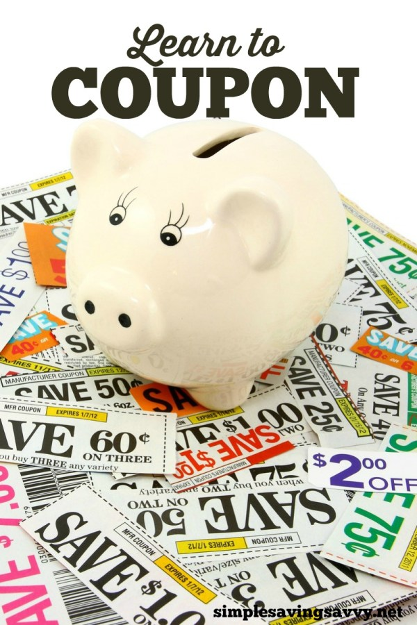 Learn to Coupon from Simple Saving Savvy