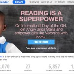 Worldreader: E-books on Cell Phones and Kindles in Schools
