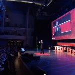 Jeremy Howard speaking at TEDx-Brussells