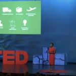 Esther Ndichu at TED Talk