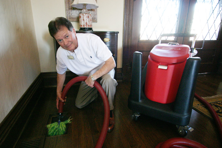 Air Duct Cleaning Stewart Carpet Cleaning