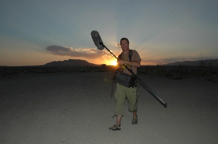 Stewart Innes Syria filming