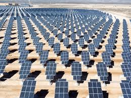 إستغلال الطاقة الشمسية