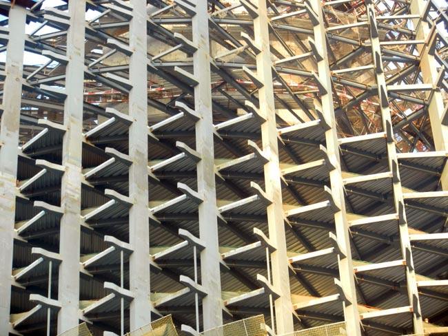 Stewart Innes Kuwait buildings