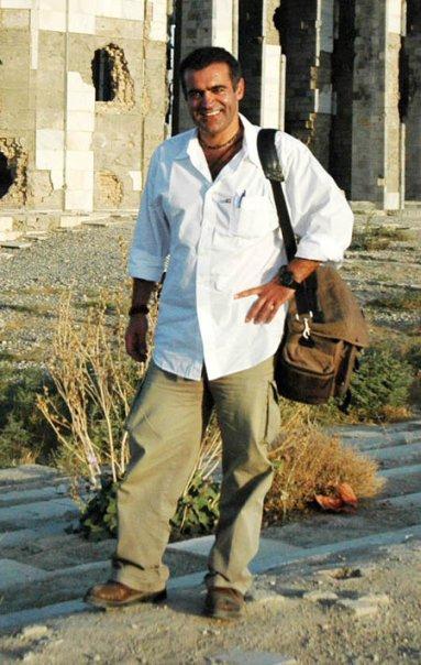 Stewart Innes - Afghanistan