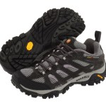 Stewart Innes Merrell-Mens-Moab-Ventilator-Hiking-Shoes-and-Boots3