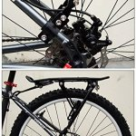 Nexify Bicycle Rearx Luggage Rack from Amazon
