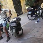 Stewart Innes about-to-cycle-nicosia-to-kyrenia