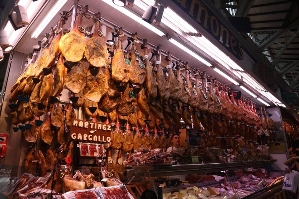 Stewart-Innes-Ghost Food, Spain paella lobster Valencia gastronomy