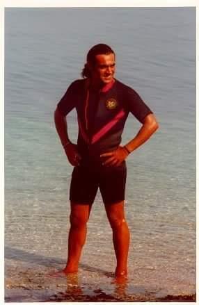 Stewart Innes Greece Corfu Wetsuit