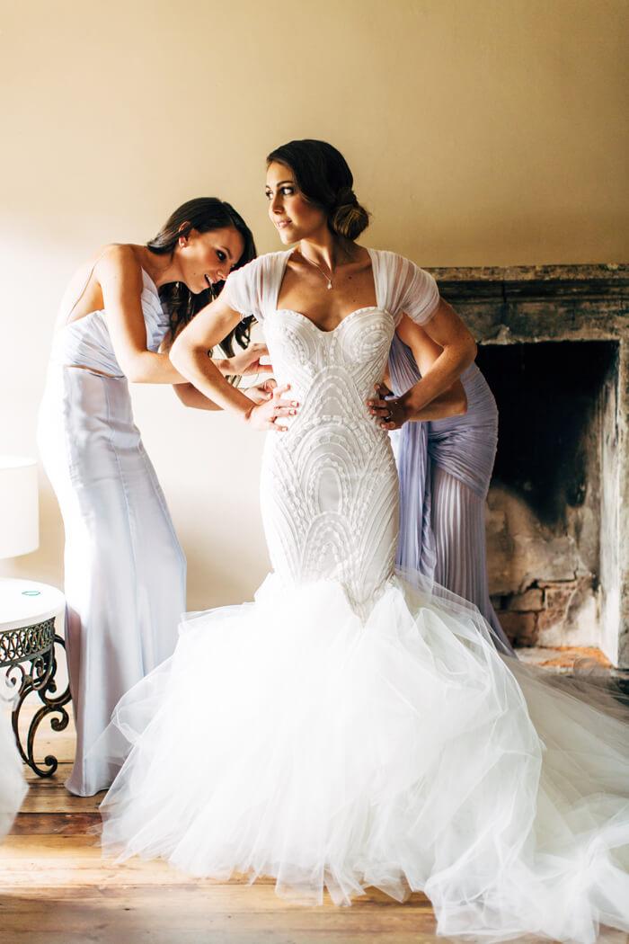 craig braybrook wedding gown Jewish Wedding Lavandula Farm white marquee wedding daylesford hepburn springs