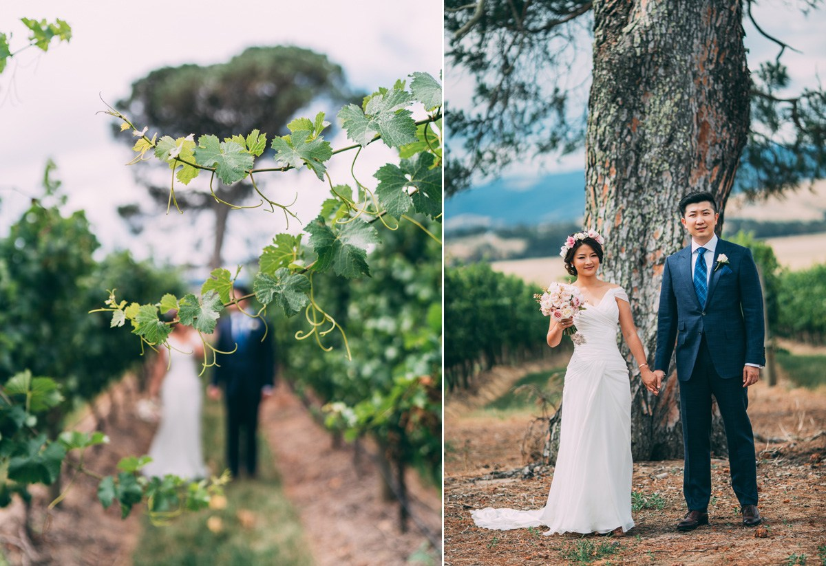 YARRA VALLEY WEDDING AT STONES OF THE YARRA VALLEY