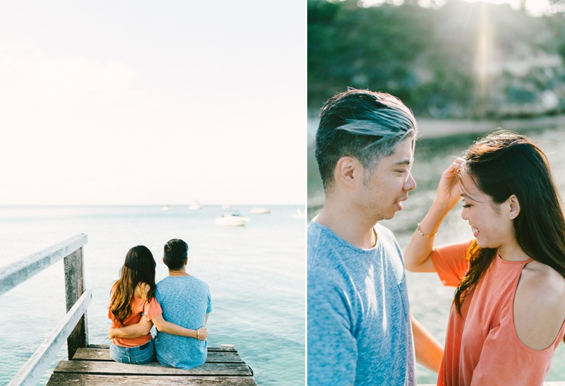 Melbourne Pre Wedding Photography Asian