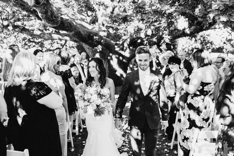 married at coombe yarra valley