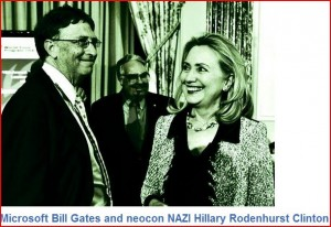 Hillary-Clinton-Bill-Gates