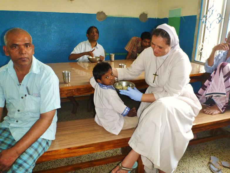 Missionaries of the Poor  St Ferdinand Church