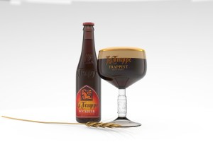 La Trappe<br><small>Visuals/Stills 3D modeling/ 3D visualizing ontwerp</small>